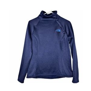 The North Face Agave 1/4 Snap Fleece Pullover Top